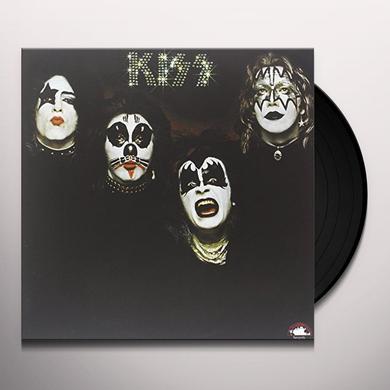 KISS Vinyl Record