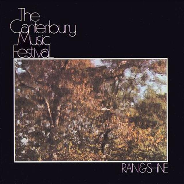 Canterbury Music Festival RAIN & SHINE Vinyl Record