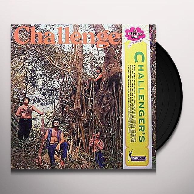 CHALLENGER'S Vinyl Record