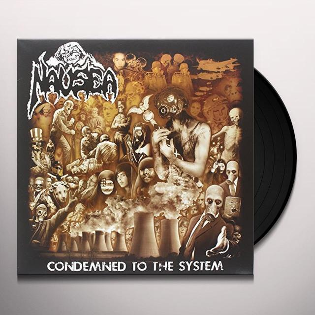 Nausea CONDEMNED TO THE Vinyl Record