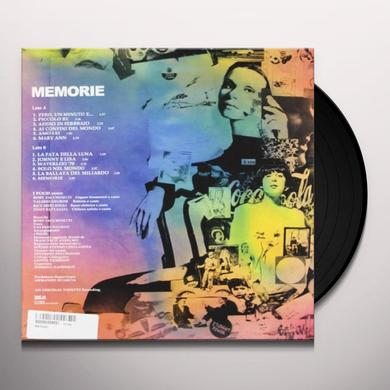 I Pooh MEMORIE Vinyl Record