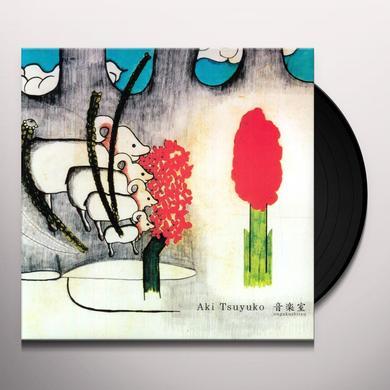 Aki Tsuyuko ONGAKUSHITSU Vinyl Record
