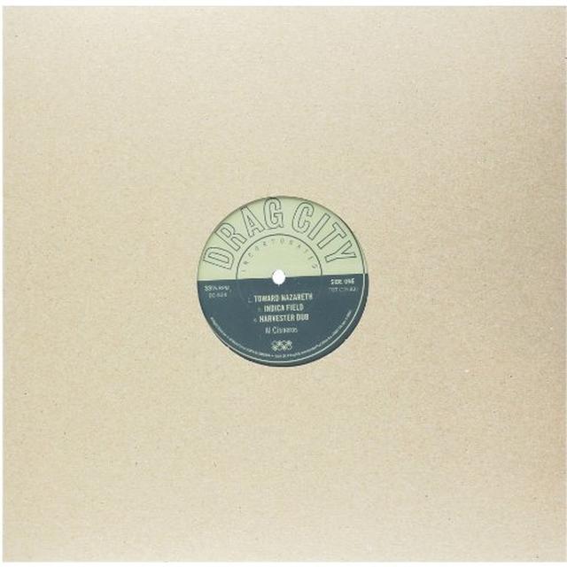 Al Cisneros TOWARD NAZARETH (EP) Vinyl Record