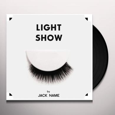 Jack Name LIGHT SHOW Vinyl Record