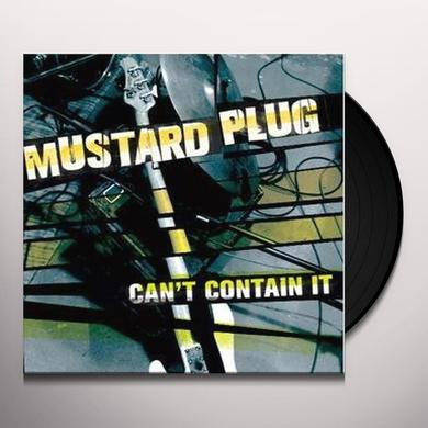 Mustard Plug CAN'T CONTAIN IT Vinyl Record - Digital Download Included