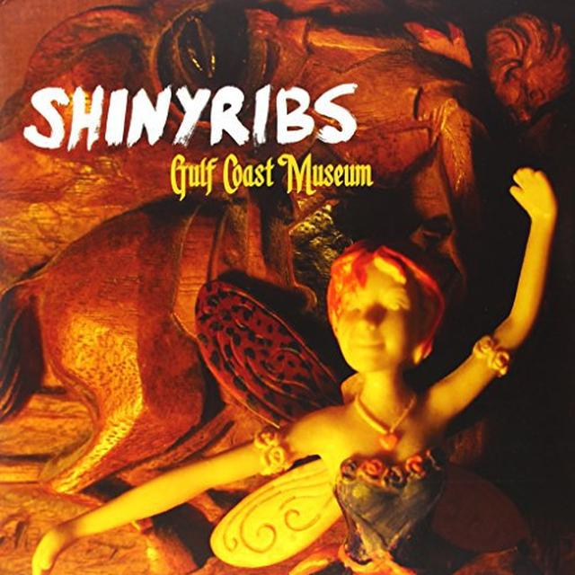 Shinyribs GULF COAST MUSEUM Vinyl Record - UK Import