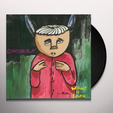 Dinosuar Jr WITHOUT A SOUND Vinyl Record - UK Import