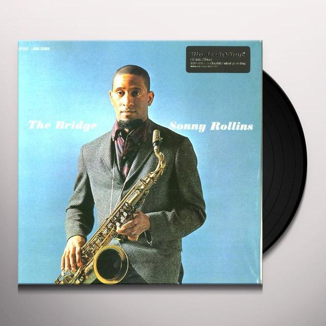 Sonny Rollins BRIDGE Vinyl Record - Holland Import