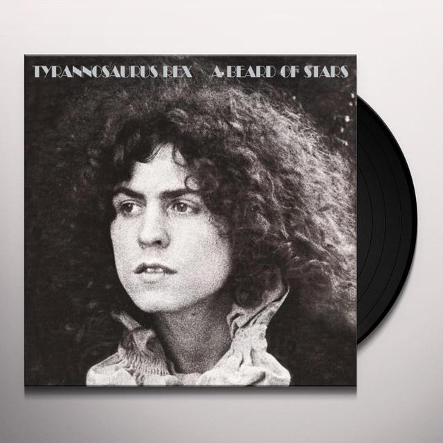 T-Rex BEARD OF STARS Vinyl Record