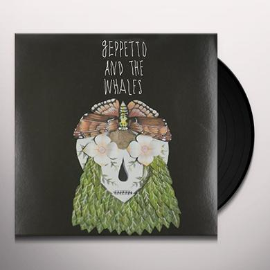 Geppetto & The Whales HEADS OF WOE (HK) Vinyl Record