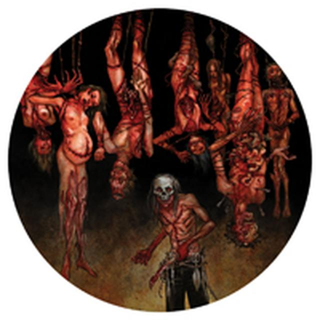 Cannibal Corpse TORTURE Vinyl Record - UK Release