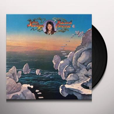 John Lodge NATURAL AVENUE Vinyl Record