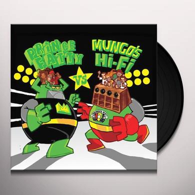Prince Fatty & Mungo'S Hi Fi PRINCE FATTY Vinyl Record