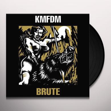Kmfdm BRUTE Vinyl Record