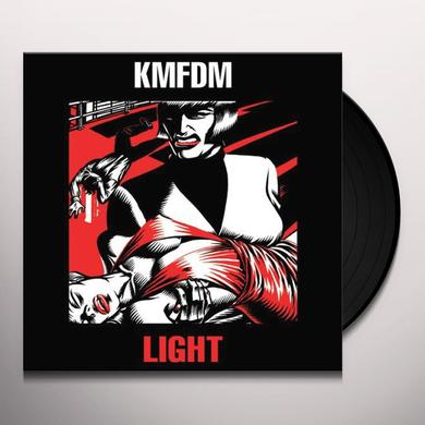 Kmfdm LIGHT Vinyl Record