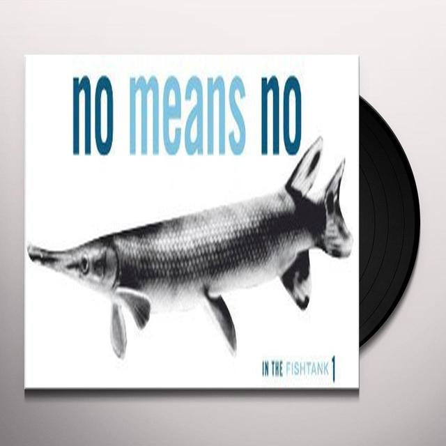 Nomeansno IN THE FISHTANK 1 Vinyl Record