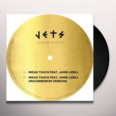 Jets MIDAS TOUCH Vinyl Record