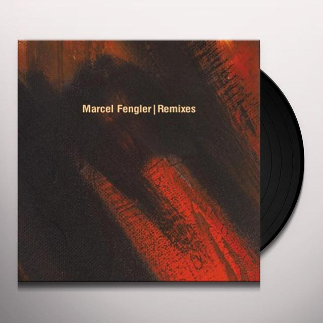 Marcel Fengler REMIXES Vinyl Record - Remixes