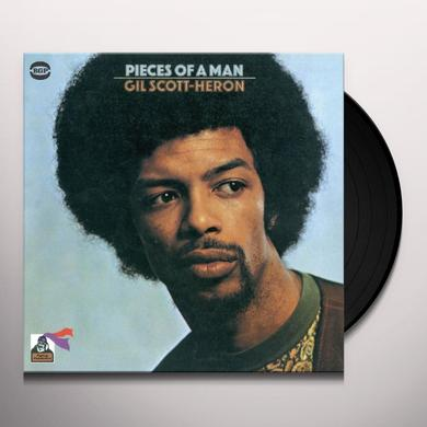 Gil Scott-Heron PIECES OF A MAN Vinyl Record
