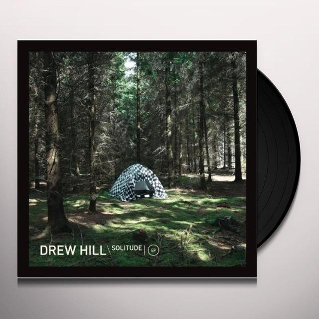 Drew Hill SOLITUDE EP Vinyl Record - UK Release