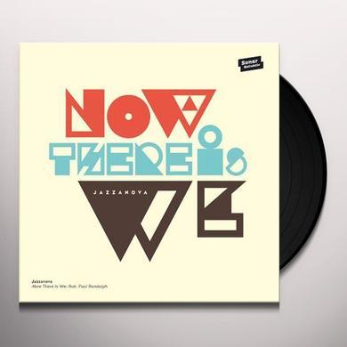 Jazzanova NOW THERE IS WE Vinyl Record - UK Import
