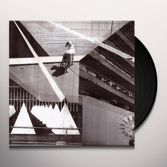 Tense Men WHERE DULL CARE IS FORGOTTEN Vinyl Record