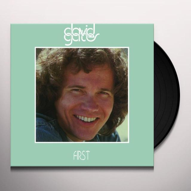 David Gates FIRST Vinyl Record