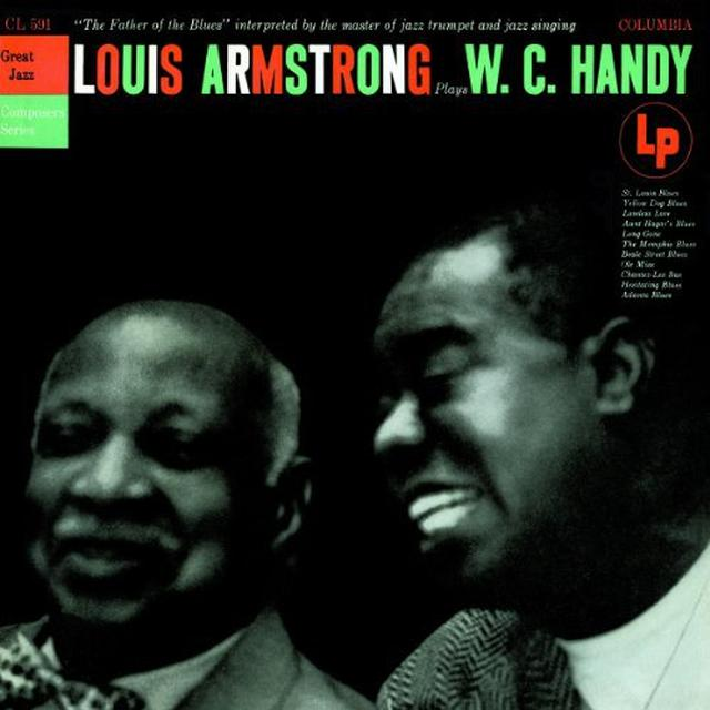 Louis Armstrong PLAYS W.C. HARDY Vinyl Record