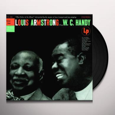 Louis Armstrong PLAYS W.C. HARDY (GER) Vinyl Record