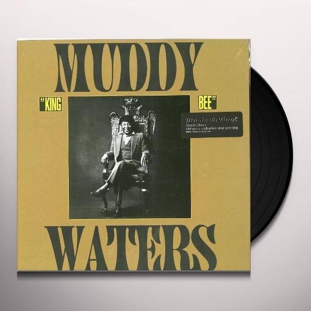 Muddy Waters KING BEE Vinyl Record