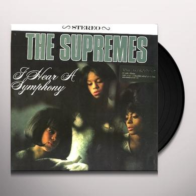 The Supremes I HEAR A SYMPHONY (GER) Vinyl Record