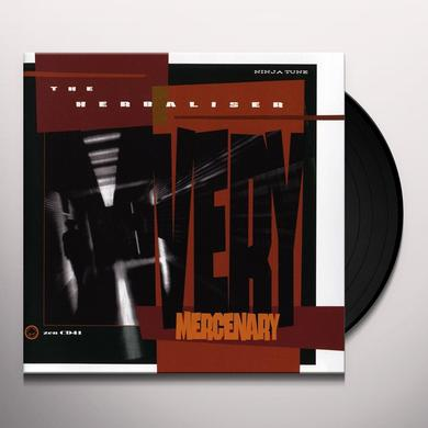 The Herbaliser VERY MERCENARY Vinyl Record - Holland Import