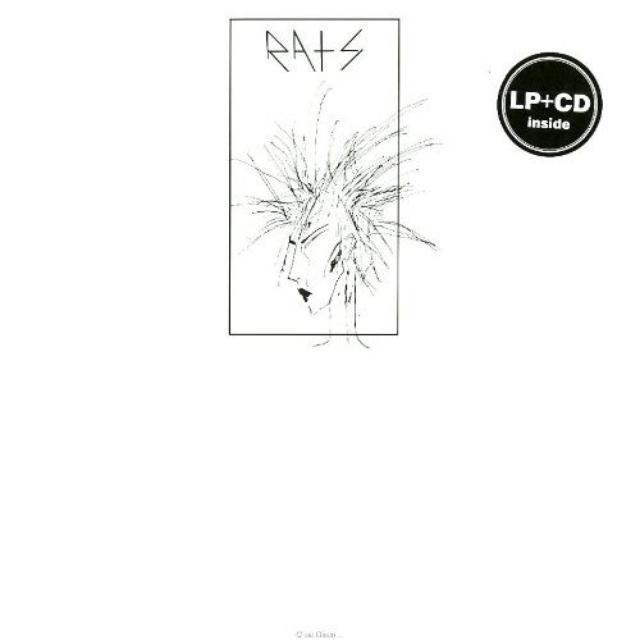 Rats C'EST DISCO (Vinyl)