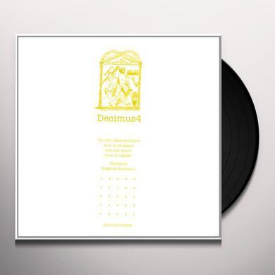DECIMUS 4 Vinyl Record