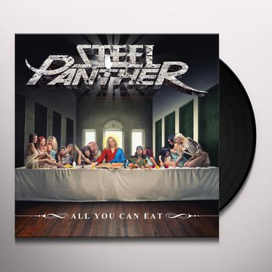 Steel Panther ALL YOU CAN EAT Vinyl Record