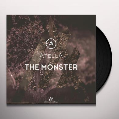 Atella MONSTER Vinyl Record
