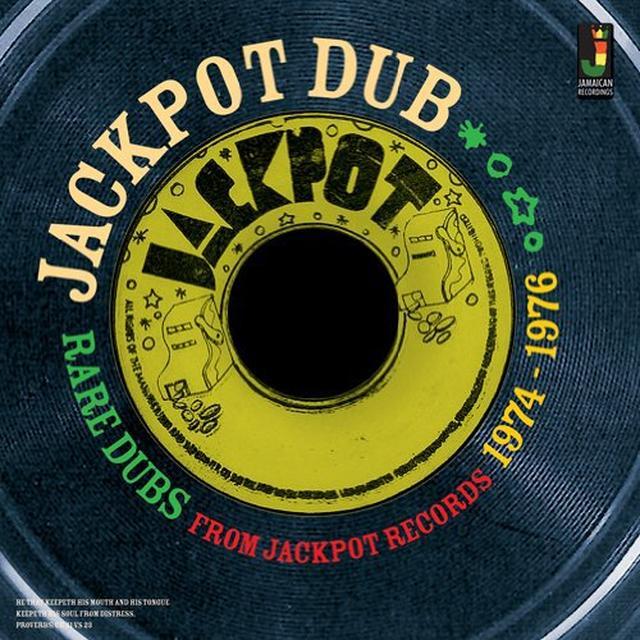 JACKPOT DUB: RARE DUBS FROM JACKPOT RECORDS / VAR Vinyl Record