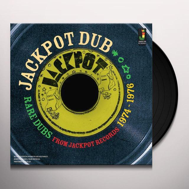 JACKPOT DUB: RARE DUBS FROM JACKPOT RECORDS / VAR Vinyl Record