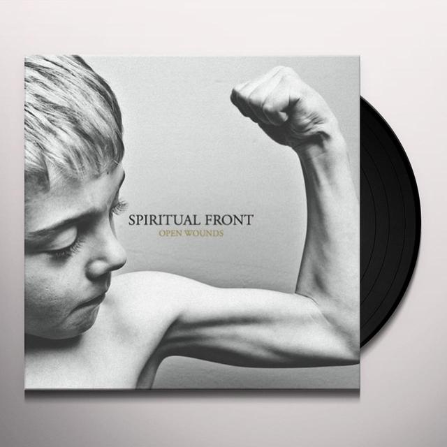 Spiritual Front OPEN WOUNDS Vinyl Record