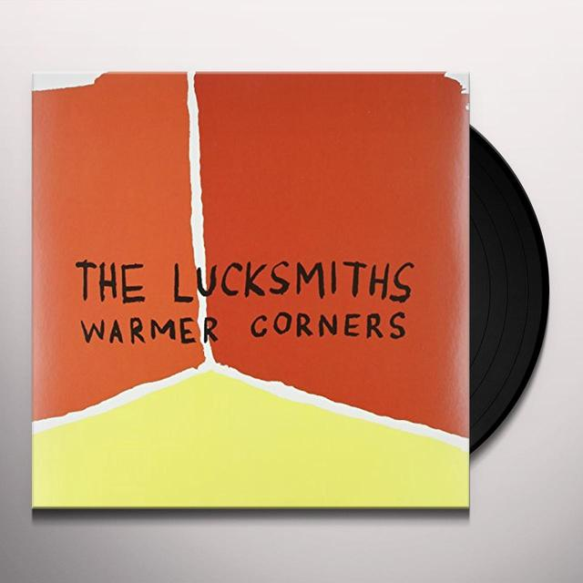 The Lucksmiths WARMER CORNERS Vinyl Record