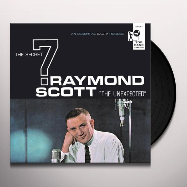 Raymond Scott & Secret Seven RAYMOND SCOTT AND THE SECRET SEVEN Vinyl Record