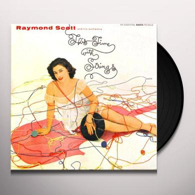 Raymond Scott THIS TIME WITH STRINGS Vinyl Record