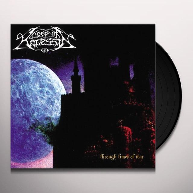 Keep Of Kalessin THROUGH TIMES OF WAR Vinyl Record