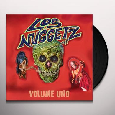 LOS NUGGETS: 2 / VARIOUS Vinyl Record