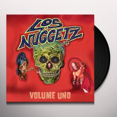 LOS NUGGETS: 2 / VARIOUS Vinyl Record