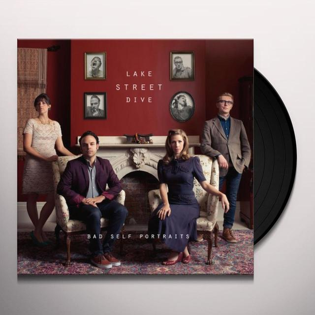 Lake Street Dive BAD SELF PORTRAITS Vinyl Record