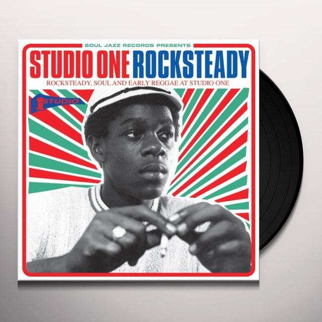 STUDIO ONE ROCKSTEADY / VARIOUS Vinyl Record
