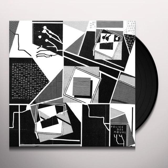 POLICE DES MOEURS Vinyl Record