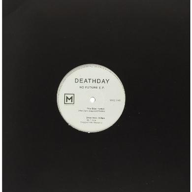 Deathday NO FUTURE Vinyl Record