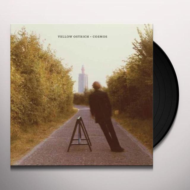 Yellow Ostrich COSMOS Vinyl Record